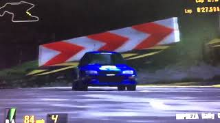 Gran Turismo 3 A-Spec, Impreza Rally Car, World Rally Race Championships! 🏁 9/10
