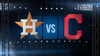 9/7/16: Lindor, Chisenhall spark Indians over Astros