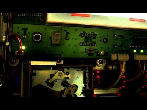 How to reset slot machine