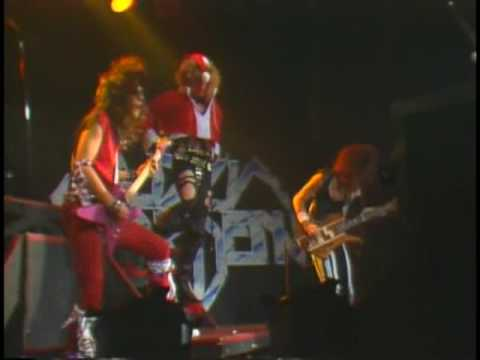 Lizzy Borden - Kiss Of Death - Live 1985