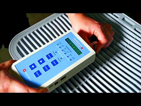 Обзор и тест очистителей воздуха Xiaomi Mi Air Purifier и IQAir HealthPro 250
