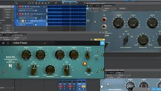 1. Dimensión Sonora by David Amo - Audio Purple 2 vs. NoiseAsh vs. Analog Obsession