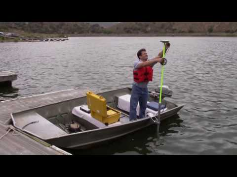 CEE HydroSystems CEESCOPE RTK - Amazing Simple Setup in 4x Motion - Single Beam Echo Sounder