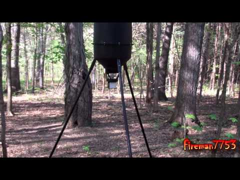 New Moultrie Tripod Feeder