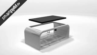 Table interactive tactile et multitouch