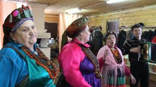 Бурятия. Старообрядческое село Десятниково