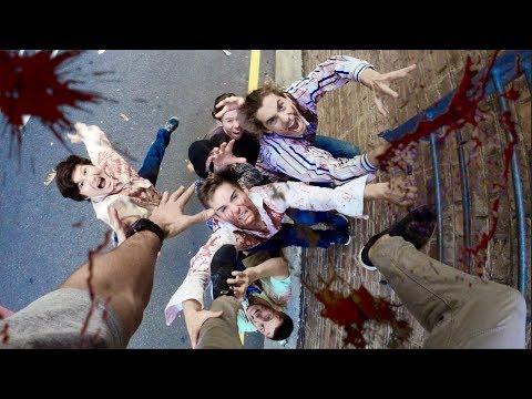 Zombie Parkour Escape POV