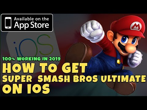 Super Smash Bros Ultimate IOS APP – How to Download Super Smash Bros Ultimate on IOS [iPhone|iPad]