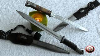 штык нож к винтовке mauser 98k