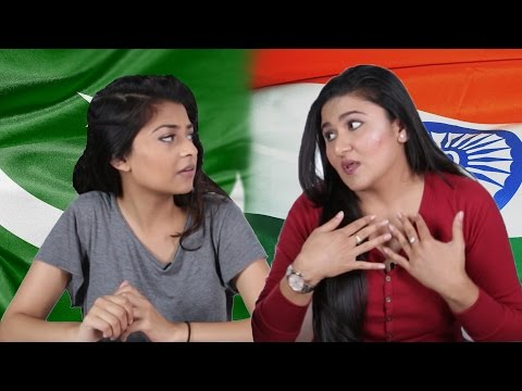 India And Pakistan Taste Test
