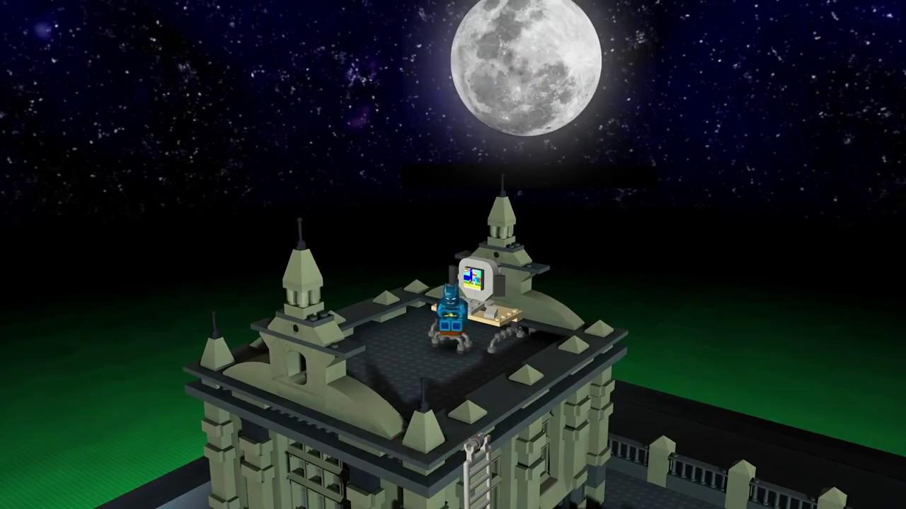 "LEGO Batman: The Videogame #61 [Heroes Bonus Level] ""Wayne ..."