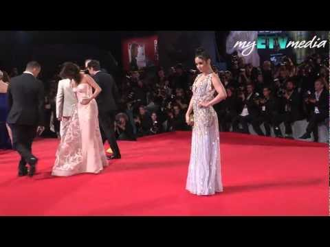Vanessa Hudgens on the Red Carpet at the...
