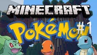 Minecraft Pokemon - Episode 1 - ARBOK!!!