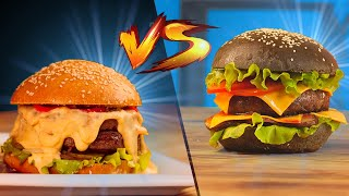Tandem AT Cooking Battle/ Who has the best burger? SUB ENG, FR, ESP, IT, 中文