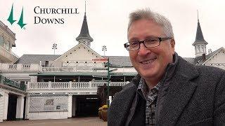Churchill Downs Horse Track - KEN HERON