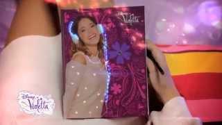 Violetta V-Diary Light Up