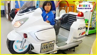 Family Fun Kids Arcades Games with Ryan's Family Review!!!