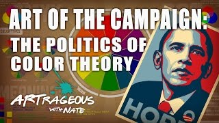 Art of the Campaign: The Politics of Color Theory