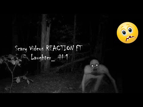 Download Scary Videos REACTION Ft Laughter_
