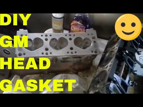 Head Gasket Repair On A Chevrolet Malibu, Pontiac Grand Am and Oldsmobile Alero 3.1/3.4 V6