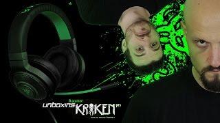 KRAKEN PRO: Cuffie da Gaming Razer