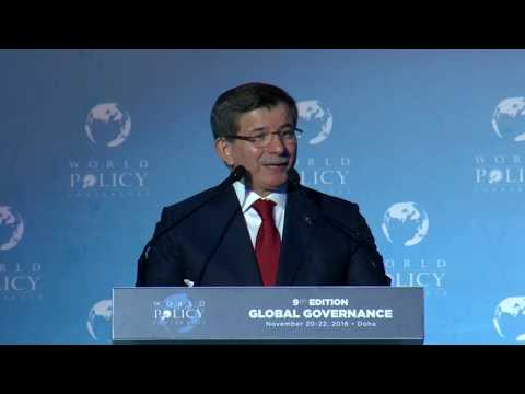Plenary session 1: The future of the Middle East