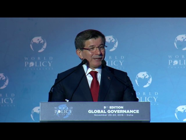 WPC 2016 Plenary session 1: The future of the Middle East