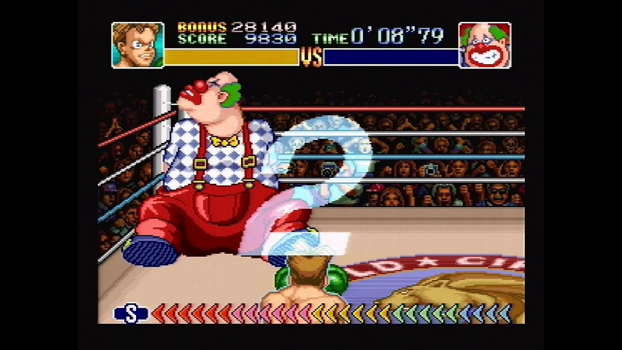 7fb55dc9d17 Super punch out mad clown jpg 1280x720 Super punch out mad clown
