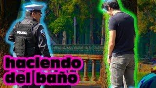 Haciendo del baño en público   Bromas en la calle   LOS POLINESIOS BROMAS PLATICA POLINESIA thumbnail