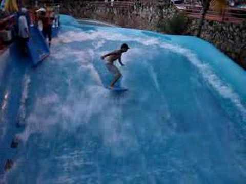 surf no thermas dos laranjais youtube