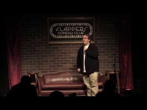 Rick Brody - Flapper Comedy Club in Burbank, California