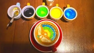 Video Latte Art Show by Best Baristas In The World download MP3, 3GP, MP4, WEBM, AVI, FLV Agustus 2018