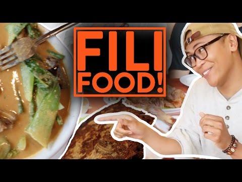 FILIPINO FAMILY PARTY FOOD - Fung Bros Food