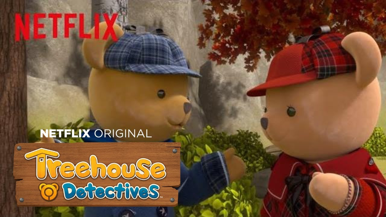 Ouzel The Water Bird | Treehouse Detectives | Netflix Jr