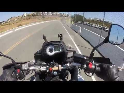 Adventure Motorcycle (VStrom 650) on Twisty ? How does it compare to Supersports