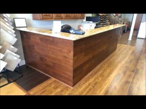 How To Install Hardwood To A Wall Part 2 The Floor Barn Flooring