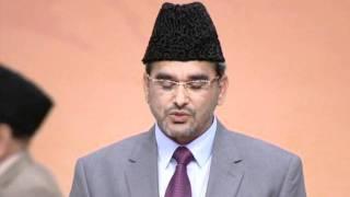 Jalsa Salana Germany 2011 speech by Shamshad Ahmad Qamar
