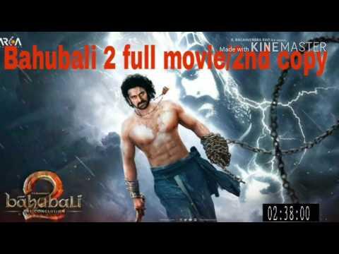 Bahubali 2 Full Movie Telugu Version Youtube