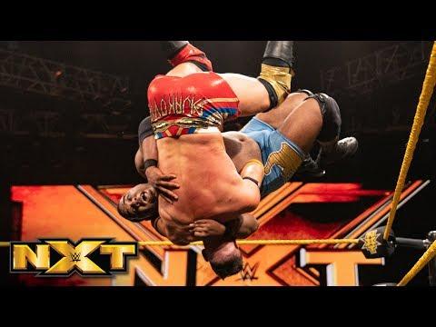 Keith Lee vs. Dominik Dijakovic: WWE NXT, Aug. 28, 2019