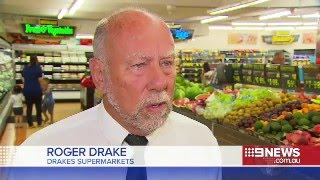 Aldi Invasion | 9 News Adelaide