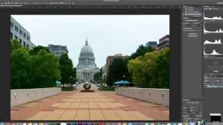 It's Magic - The Photoshop Median Stack Script