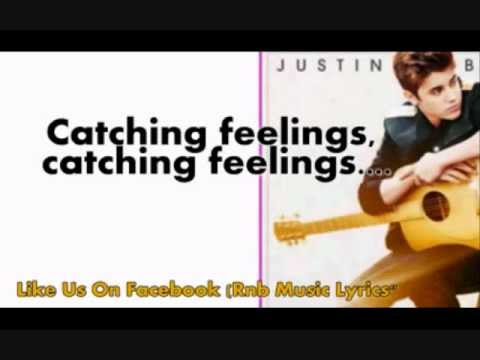 Justin Bieber - Catching Feelings (Lyrics On Screen)
