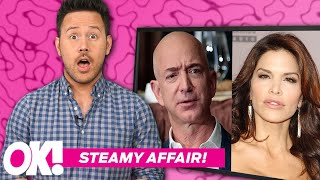 Amazon CEO Jeff Bezos Caught In Affair With TV News Anchor Lauren Sanchez