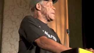 SAG AFTRA Actor Danny Glover  & Bay Area Movie Workers Rally For Jobs In San Francisco