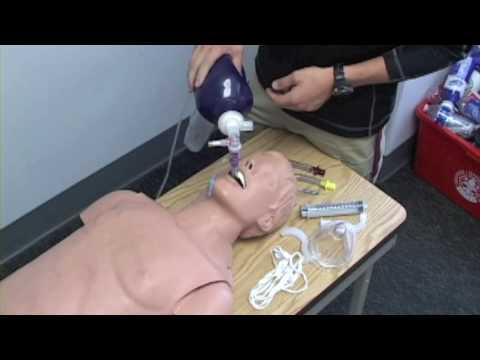 EMT Skills King Airway