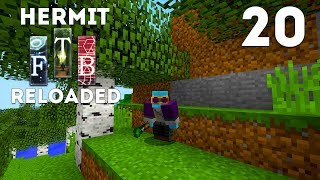 ►Hermits Reloaded - Ep. 20: YER A WIZRARD! (Modded Minecraft 1.12)◄ | iJevin