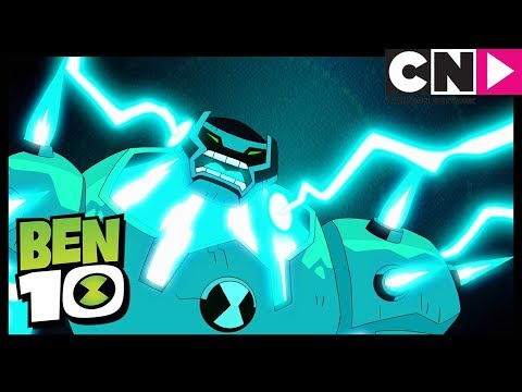 Ben 10 | Ben Hears Voices In His Head | Innervasion Part 1: Message in a Boxcar | Cartoon Network