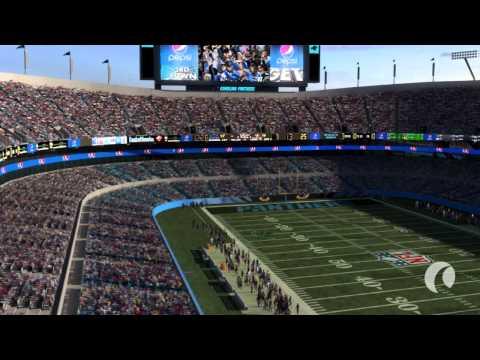 Bank of America Stadium Renovations