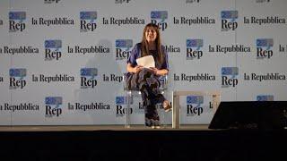 RepIdee - Gabriella Germani nei panni di Elisa Isoardi: l'imitazione della