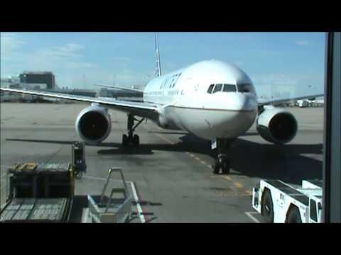 Terminal Spotting Part 3-Spokane, Denver and Washington Dulles International Airport